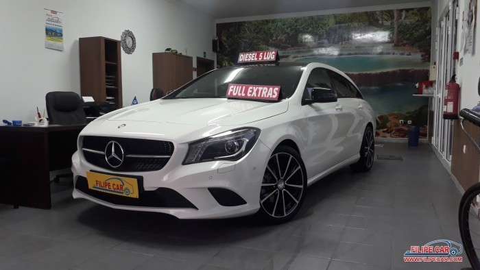 Mercedes-Benz Classe CLA 200 SHOOTING PACK NIGHT