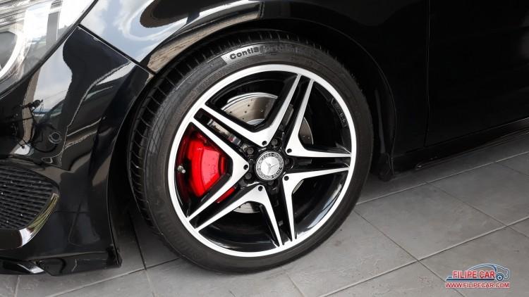 Mercedes-Benz Classe CLA 220 CDI SHOOTING AMG